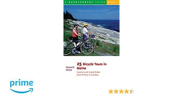 25 Bicycle Tours In Maine
