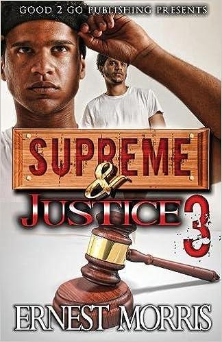Amazon Supreme Justice 3 9781947340077 Ernest Morris Books