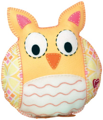 Dimensions Needlecrafts Needle Felting, Happi Owl Stuffable