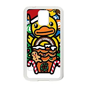 YYYT Merry Christmas Lovely B.Duck fashion cell phone case for samsung galaxy s5