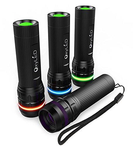 OxyLED Zoomable Flashlight Lighting Decorative product image