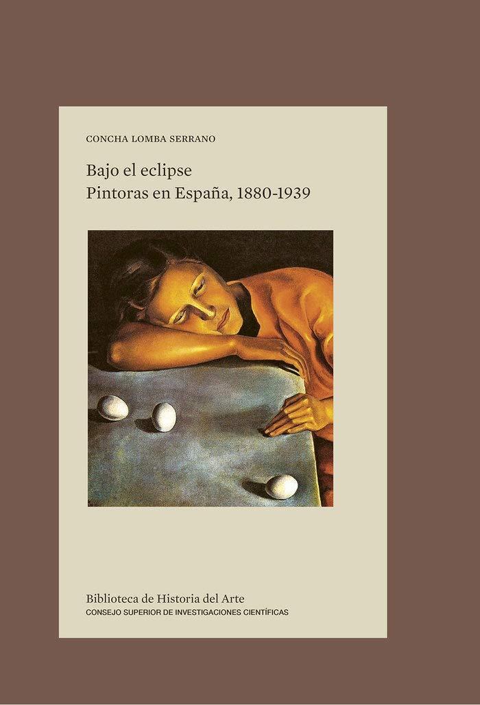 Bajo El Eclipse: 30 (Biblioteca de Historia del Arte): Amazon.es: Lomba Serrano, Concha: Libros