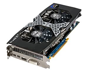 HIS R9 270X IceQ X Turbo Boost Clock 2GB GDDR5 PCI-E DLDVI-I/HDMI/2x Mini DP Graphics Cards H270XQMT2G2M