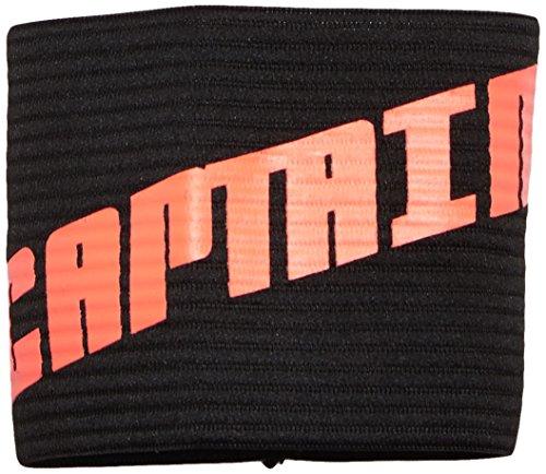 erima Kapitänsbinde, Schwarz/Neon Orange, 1, 724506