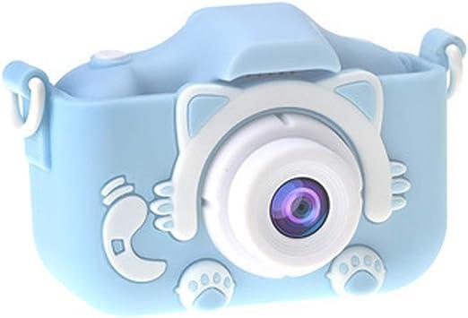 Videocámara digital para niños de pequeña réflex de doble cámara ...