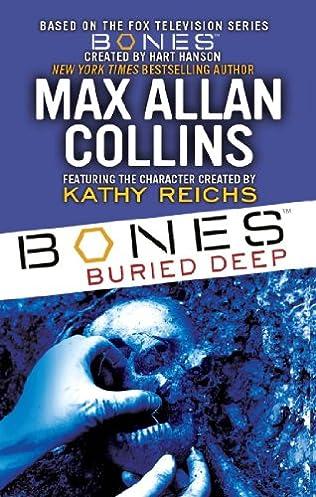 book cover of Bones: Buried Deep