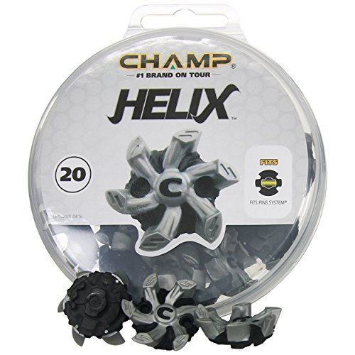 Price comparison product image Champ Helix Golf Cleats PINS Performance Insert System 20 Spikes