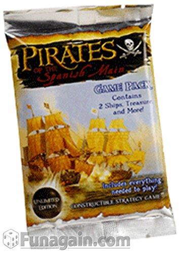Pirates Spanish Main Game Booster