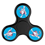 Hand Toy Pokemon Mewtwo Lightweight Stress Reducer Hand Spinner Fidget Spinner Pocket Toy For Adults And Kids