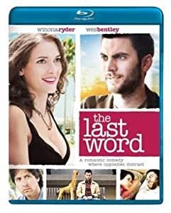 The Last Word [Blu-ray]