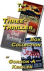 BIG THREE-THRILLER BUNDLE / BOX COLLECTION (English Edition)