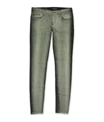 3c2215c854 Amazon.com  Vans Womens Dizzy Front Faded Skinny Fit Jeans  Clothing