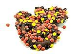 Asher's Gourmet Pretzels, 1Lb (Milk Gourmet Pretzels w/Reeses Pieces)