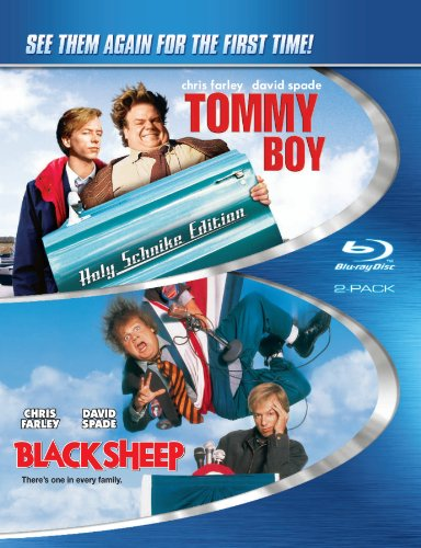 Tommy Boy / Black Sheep (Two-Pack) [Blu-ray]