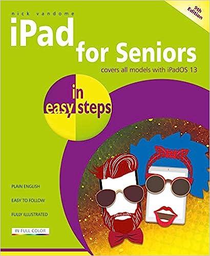 iPad for Seniors in