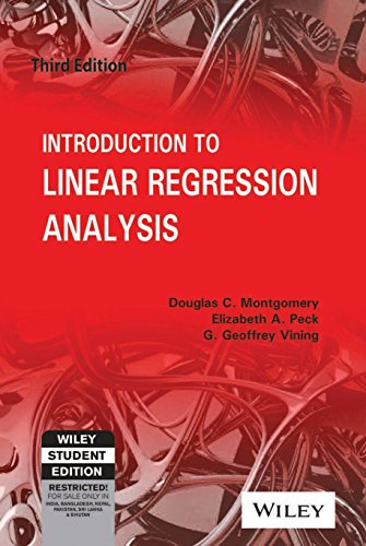 introduction to linear regression analysis solutions manual pdf