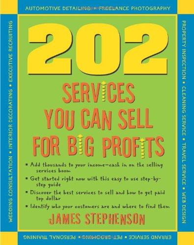 Download 202 Services You Can Sell For Big Profits pdf