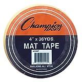 Champion Sports 4-Inch x 36-Yard Mat Tape