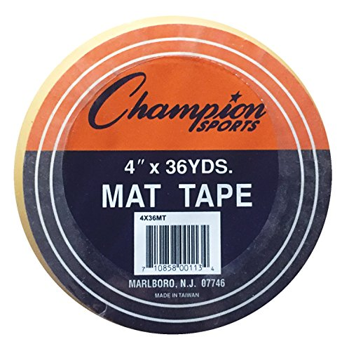 Champion Sports 4-Inch x 36-Yard Mat (The Mat Wrestling)
