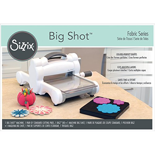 Sizzix 390229 Big Shot Starter die cutter