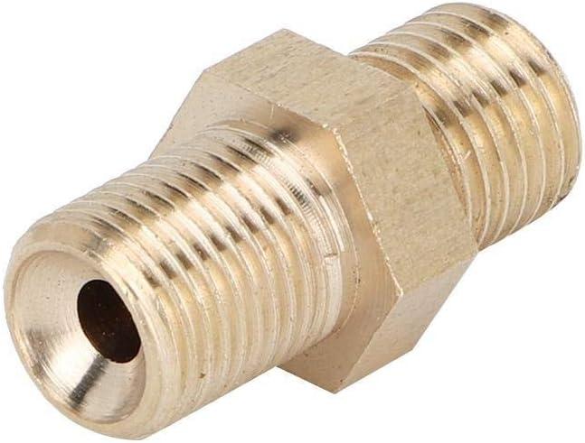 GT30 adaptateur dalimentation dentr/ée dhuile 4AN avec limiteur de 1,0 mm for roulement /à billes Turbo GT28 Adaptateur dalimentation GT35R