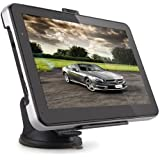 """Foxpic Car 7"""" Touch Screen GPS Navigation MTK 128MB 4GB with North America Map"""