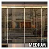 BDF BRZ35 Window Film Bronze Sun and Heat Control (Medium) - 48in X 14ft