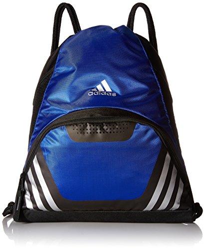 adidas Team Speed II Sackpack, Bold Blue, 19 x 14.75 x 2-Inch