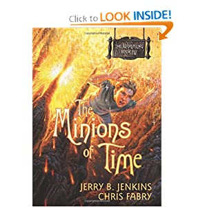 The Minions of Time (The Wormling) Jerry B. Jenkins