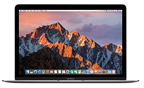 (Apple MacBook (Mid 2017) 12
