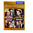 TCM Greatest Classic Legends Film Collection: Joan Crawford (Humoresque / Mildred Pierce / The Damned Don't Cry / Possessed)