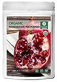Pomegranate Peel Powder – Organic Punica Granatum, Half Pound
