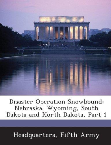 Disaster Operation Snowbound: Nebraska, Wyoming, South Dakota and North Dakota, Part 1 - Shopping Dakota Malls North