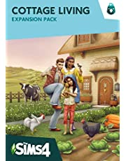 Sims 4 Cottage Living Expansion Episode 11 (Code in box) (French) PC - Windows (select)