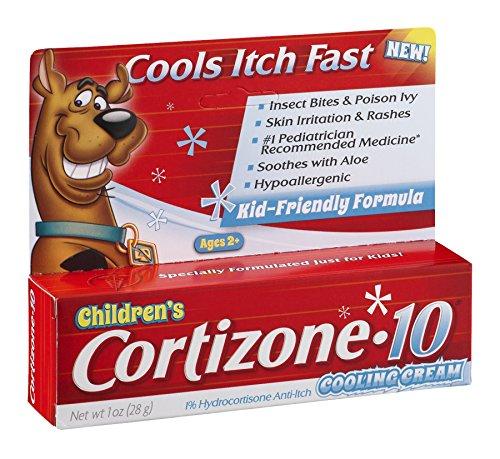 Cortizone Children's Anti-Itch Cream by Cortizone