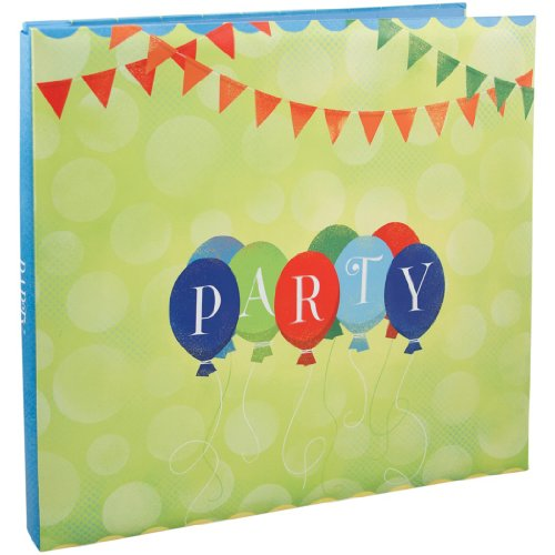 Birthday Scrapbook (Karen Foster Design Themed Scrapbooking Album, 12-Inch by 12-Inch, Party)