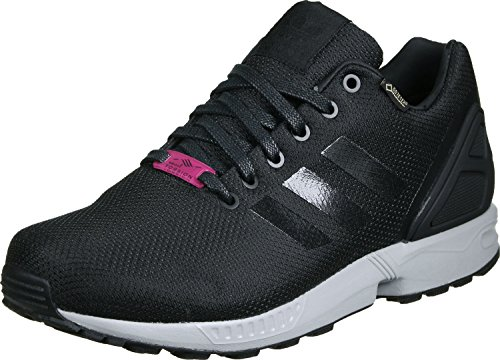 adidas Originals ZX Flux GTX S76442 Black Sneaker Schuhe Shoes Mens Gore Tex Black
