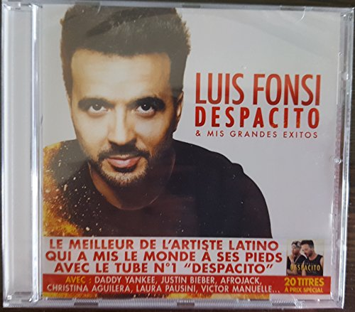 The Best of Luis Fonsi (Grandes Exitos) avec Despacito: French CD Release (Luis Fonsi Despacito & Mis Grandes Exitos)