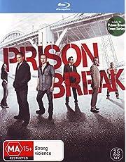 PRISON BREAK COMPLETE COLLECTION (25 DISC)