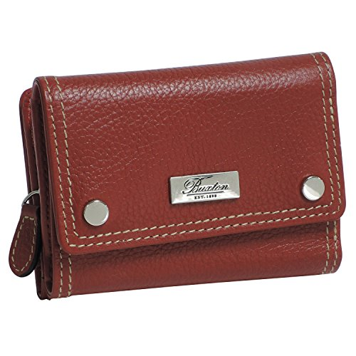 Buxton Women's Westcott Mini Wallet, red, One Size ()