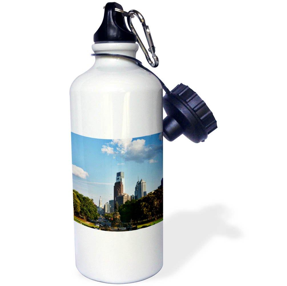 3dRose Cities of The World Pennsylvania wb/_268665/_1 Philadelphia 21 oz Sports Water Bottle