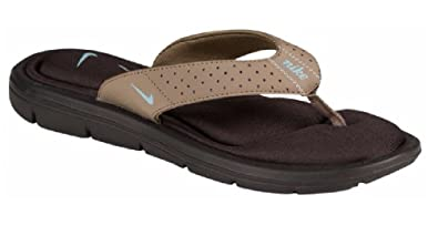 afef765f Amazon.com | NIKE Women's Comfort Thong Sandal (12) | Sandals