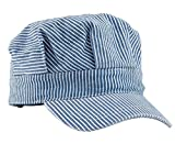 train conductor hat and whistle - Mega Cap Youth Size Adjustable Train Engineer Hat (53 cm)