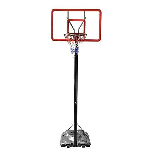NISHANG Portátil Sistema De Aro De Baloncesto Objetivos Sistema De ...