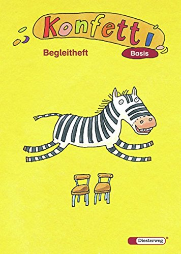 Konfetti Basis - Ausgabe 2006: Begleitheft