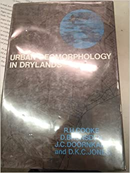 Urban Geomorphology in Drylands