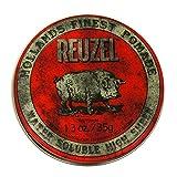 REUZEL Hair Pomade Piglet, Red, 1.3 oz