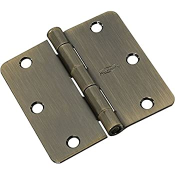 NATIONAL MFG/SPECTRUM BRANDS HHI N830 330 Door Hinge, 3.5 Inch,