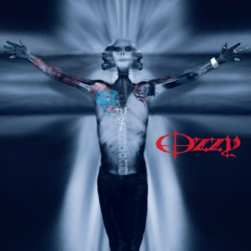 CD : Ozzy Osbourne - Down to Earth (CD)