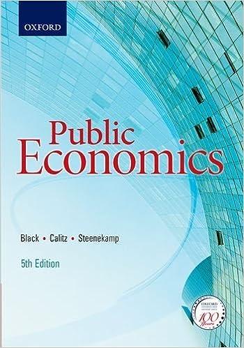 Book Public Economics (2011-12-08)